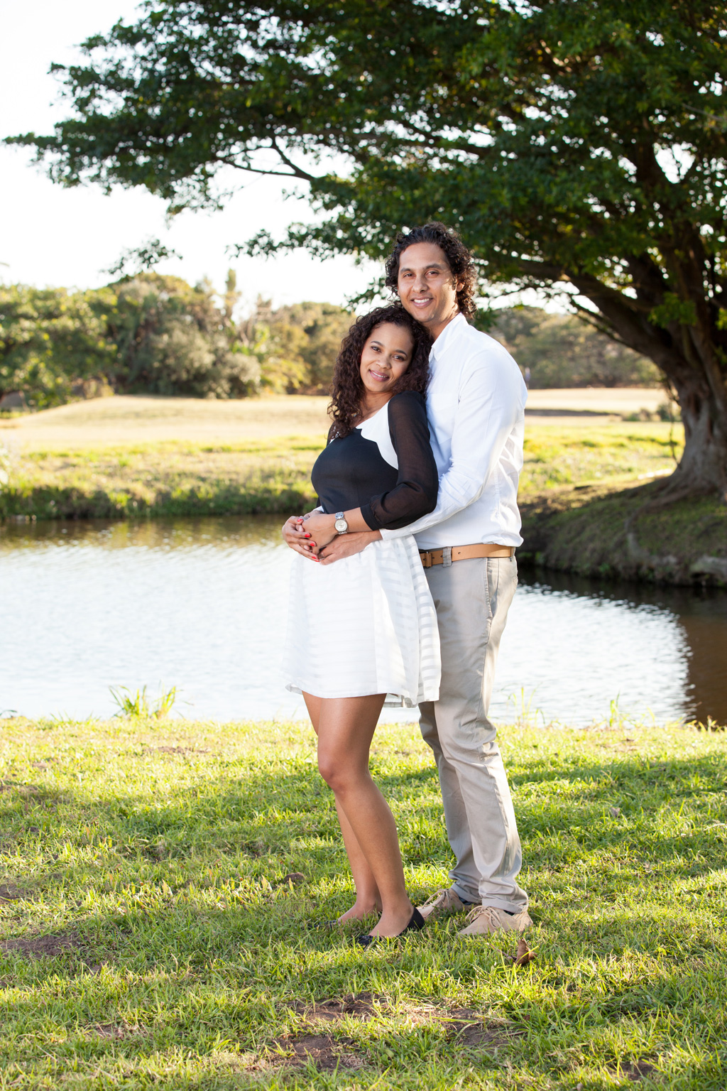 Engagement Shoot for Jaimie and Stephen