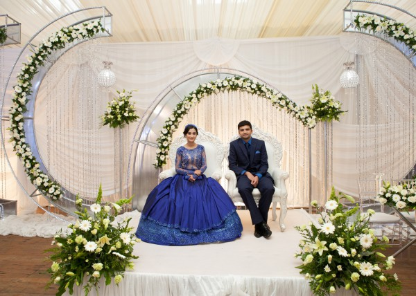 Sumaiya & Mohamed's Muslim Wedding at The DHL hall in Durban. ( Durban Wedding Photographer)