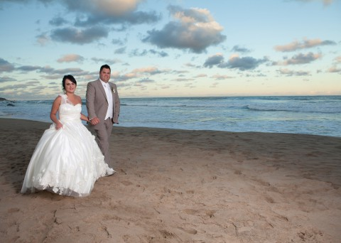 Hardus & Celeste's Christian Wedding at The Estuary Hotel, Port Edward. ( Wedding Photographer)