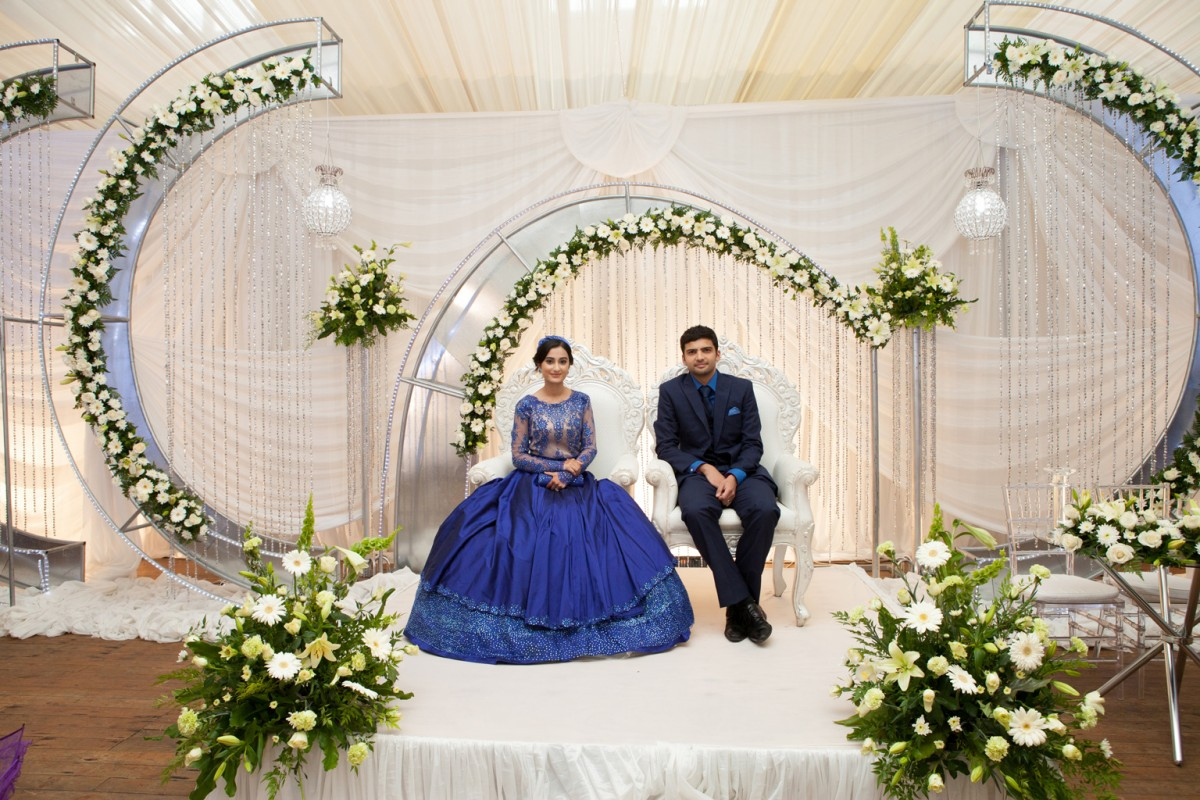 Sumaiya and Mohamed's Muslim Wedding at The DHL hall in Durban. ( Durban Wedding Photographer)