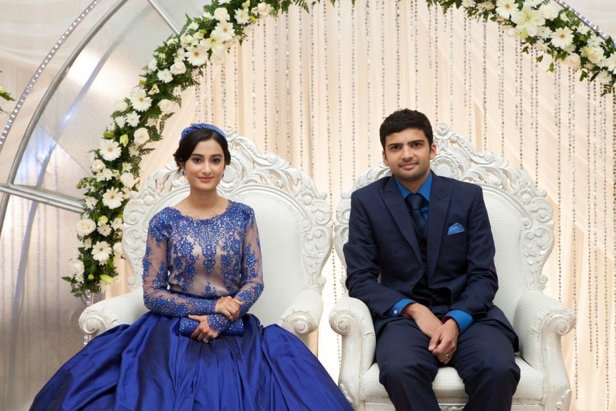 Sumaiya and Mohamed's Muslim Wedding at The DHL hall in Durban. ( Durban Wedding Photographer)