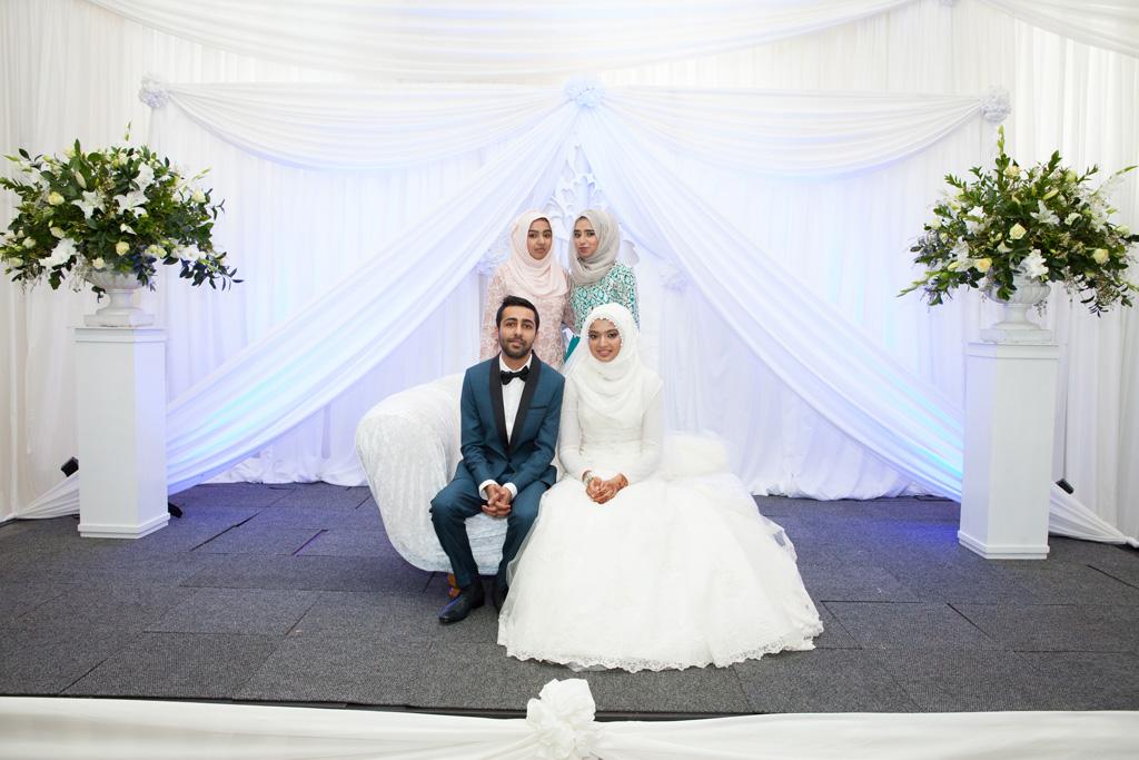 Durban wedding photographer muslim wedding reservoir hills Islamic centre