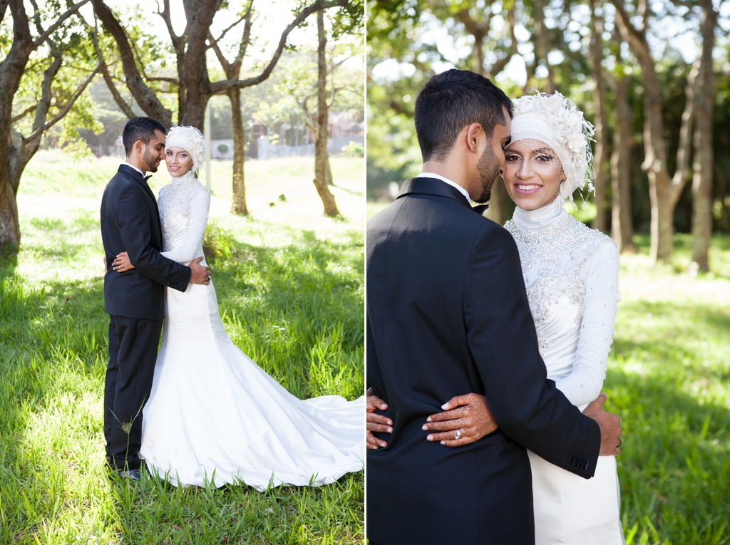 Muslim wedding photographer in Durban South Africa