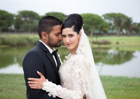 Muslim Wedding at NMJ Islamic Centre