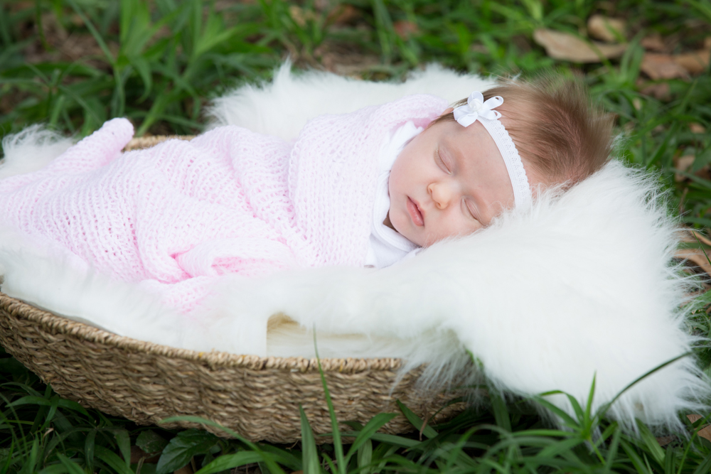 Newborn photographer Durban Newborn photography Baby Arabella Love