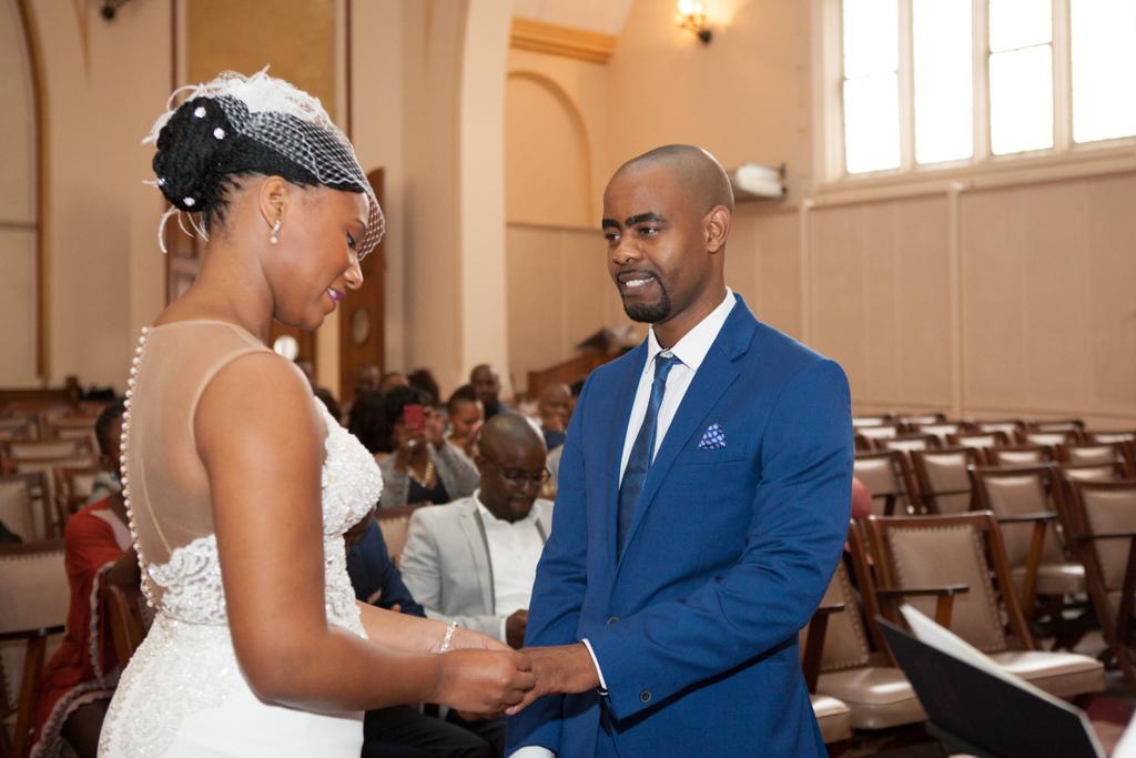Zinhle Mphathi's Wedding Aimee Hofmann wedding photographer