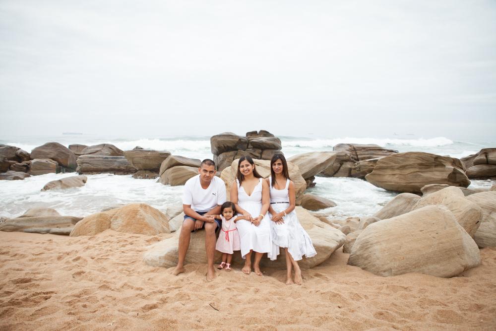 Ramona family shoot Umhlanga