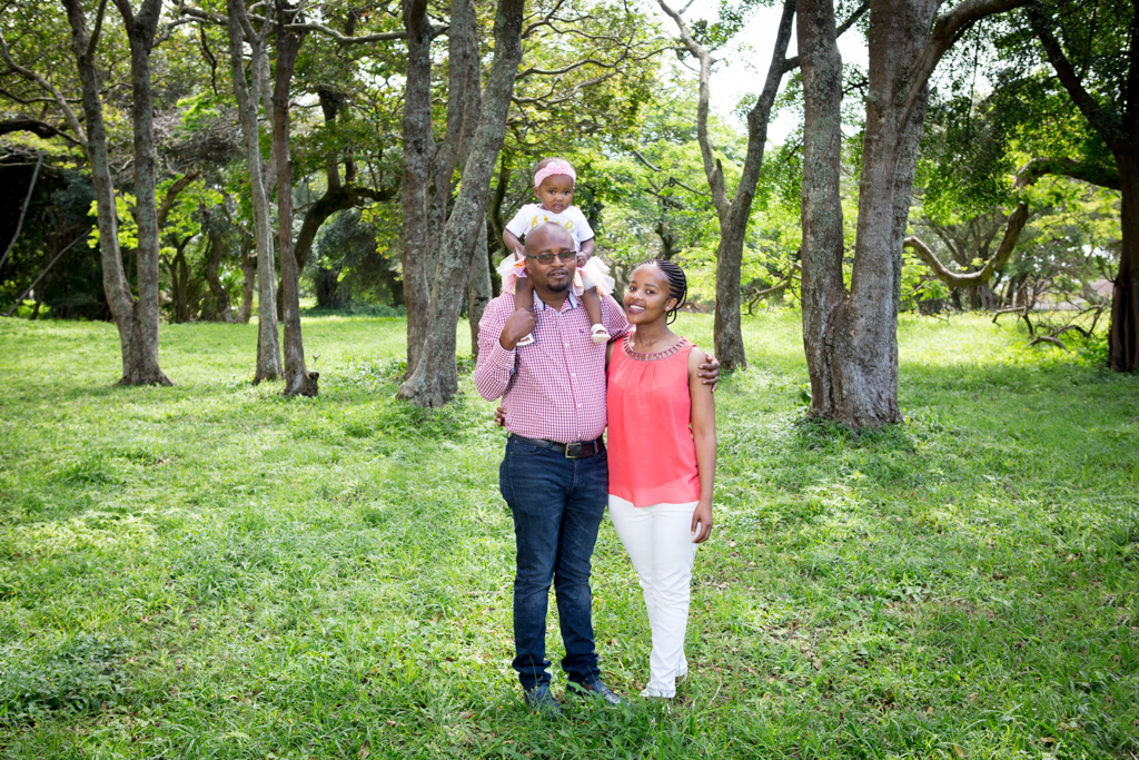 family photography for Zikhona and a smash the cake for Nivuya