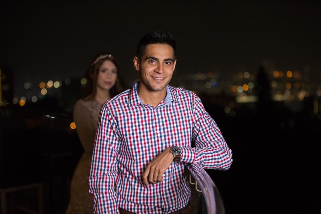 Engagement photo shoot for Raadiya and Muhammed