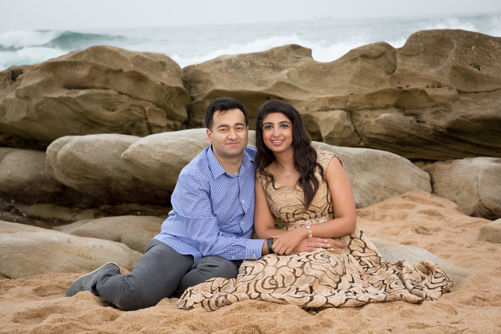 Engagement shoot at Umhlanga beach for Fatima and HusainEngagement shoot at Umhlanga beach for Fatima and Husain