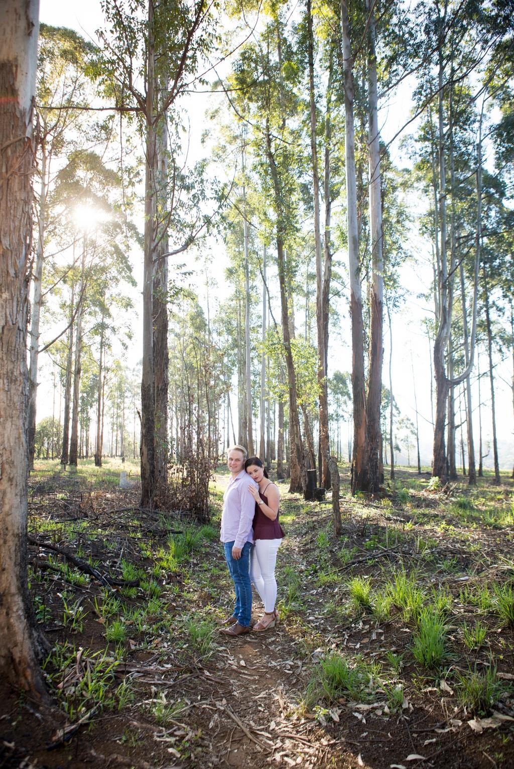 Engagement photographer Hillcrest Durban keri-le and brad engagement shoot Hillcrest Durban