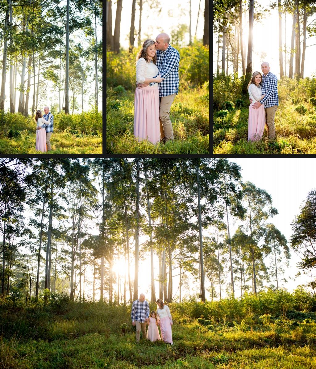 family shoot - Hillcrest for Rico, Roxanne and Abigael by Aimee Hofmann photographer, Durban family photographer