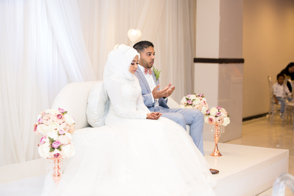 Wasim and Tasfia's Wedding - Exotic Conference Centre - Photography by Durban Photographer