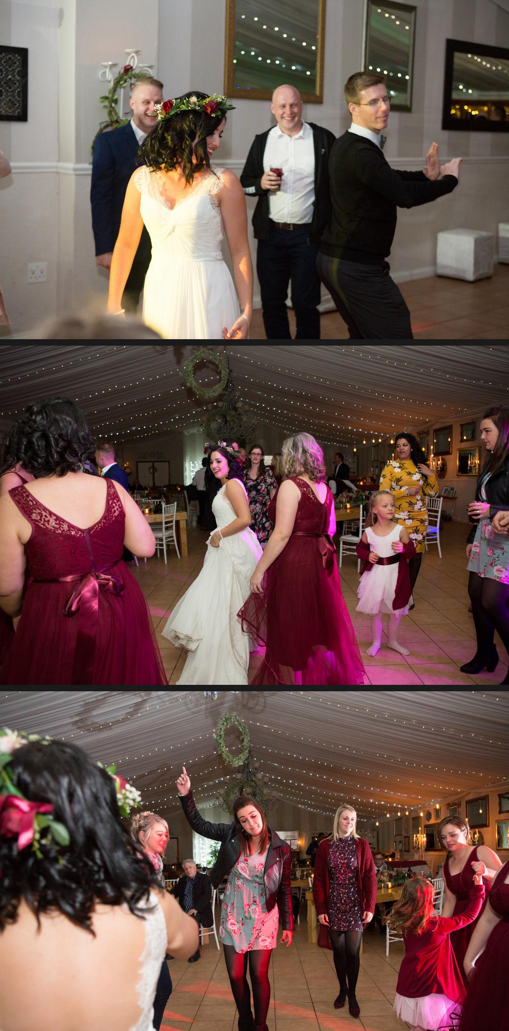 Wedding - Calderwood Hall
