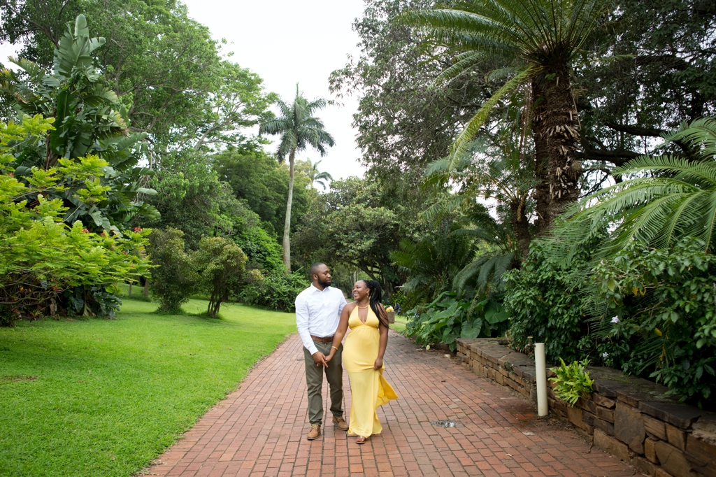 Abby and Lowen's Surprise Proposal Shoot Durban