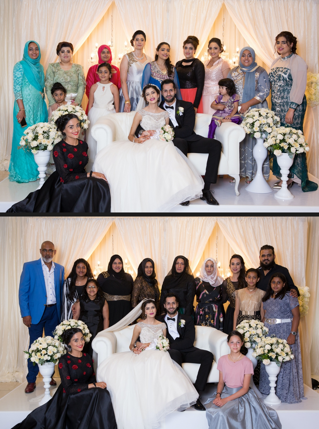 Ameera and Yusuf's Wedding Exotic Conference Centre
