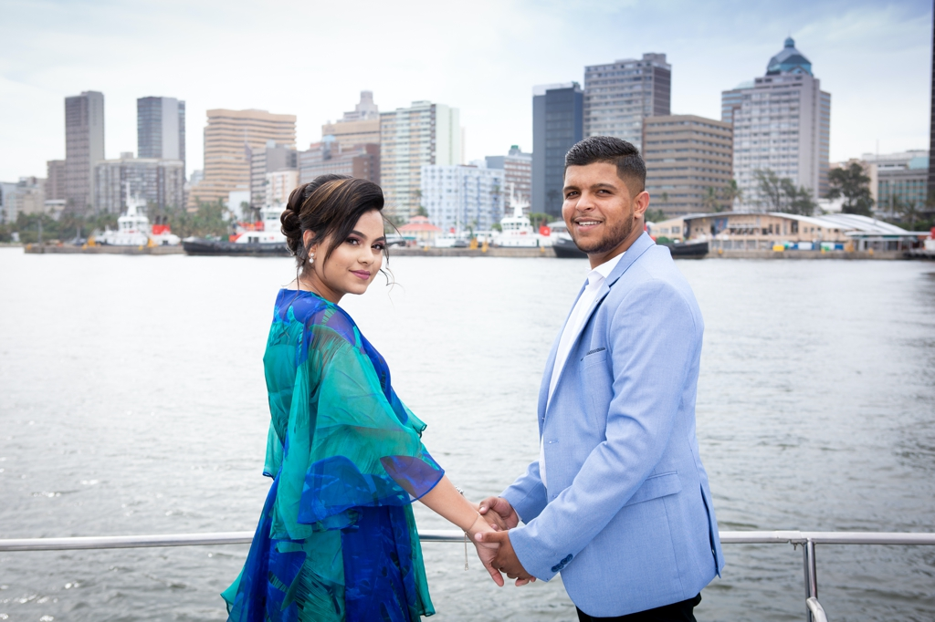 Durban engagement photographer Engagement of Naadiya and Mohammed